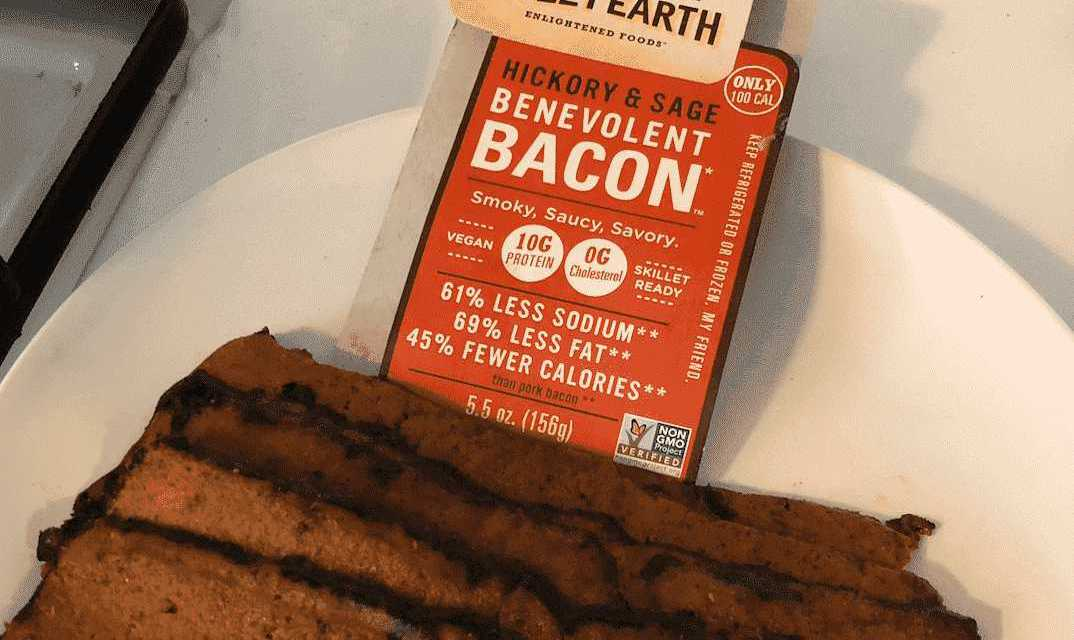 """Boffo BLT with Benevolent """"Bacon"""""""