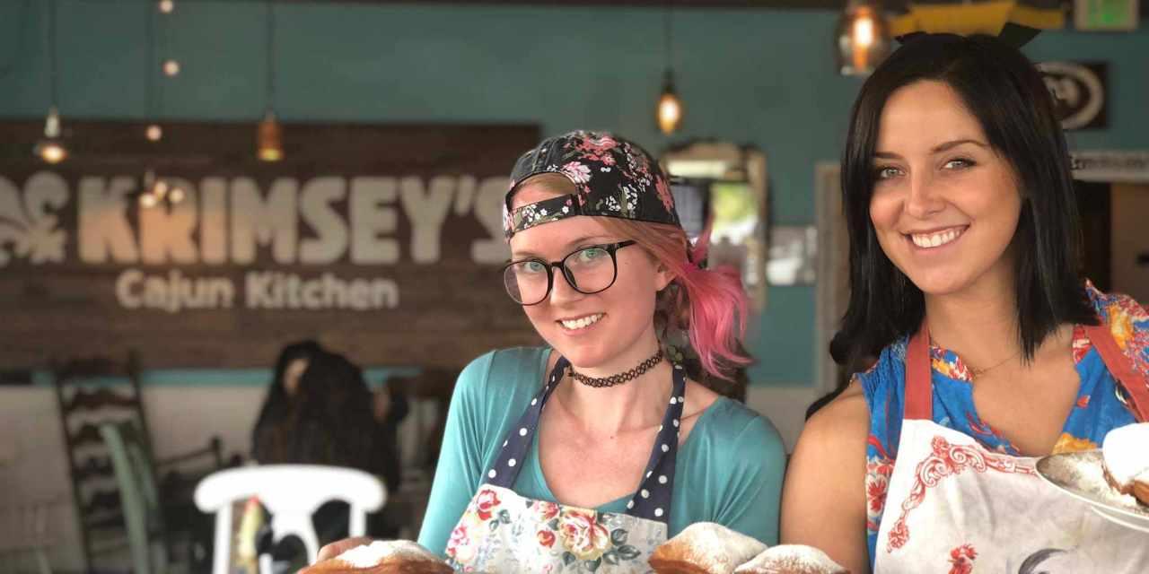 Krimsey's in NOHO: The World's First Vegan Cajun Restaurant!