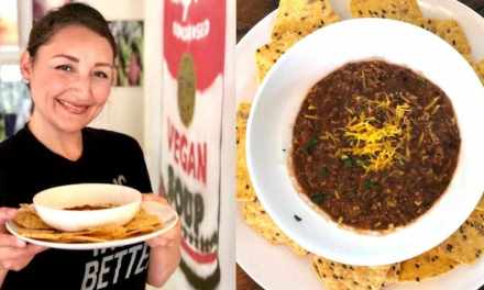 Chicken-Free Tortilla Soup With The Vegan Tamale Company's Corina Sabina Weaver