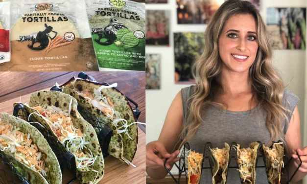 Cabo Chips' Partially Cooked Tortillas Get Thumbs Up from Chef Jess!