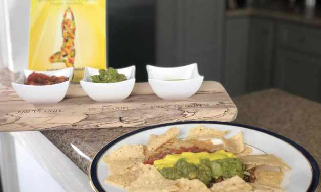 These Raw Nachos Will Have You Salsa Dancing as Permanent Weight Loss Secret is Revealed!