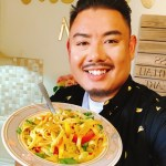 Alex Tip Tempts Our Tastebuds with His Vegan Thai Dishes!
