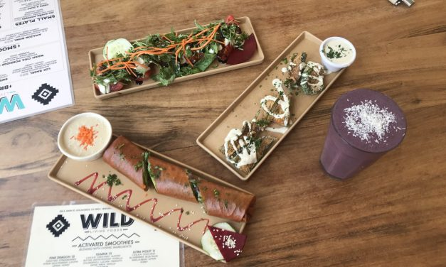 Wild Living Foods Rocks DTLA!!!
