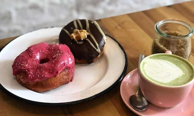 The Vegan Donut Shop with a Cult Following in Berlin!