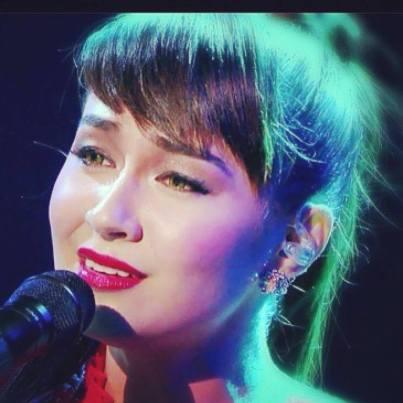 Gerphil Flores (from her Facebook profile pic album)