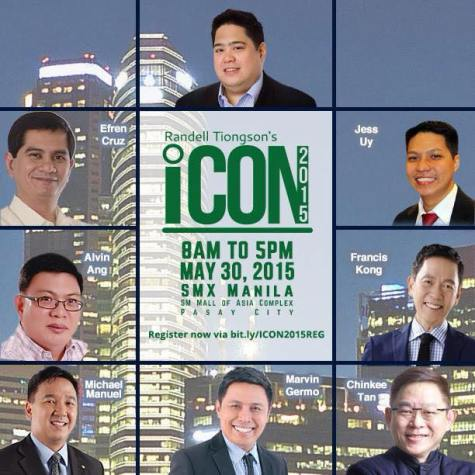 ICON 2015 speakers