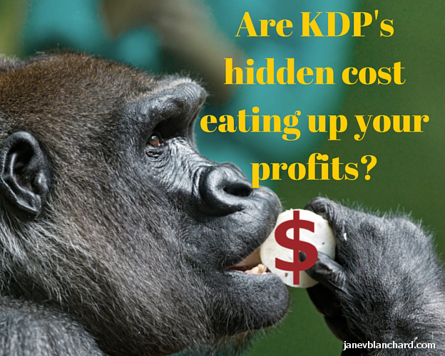 Are you reaching your maximum profit with KDP?