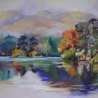 Rydal Water print