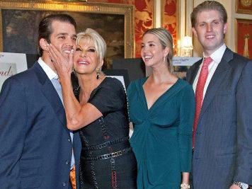 Raising Untrump >> Raising Trump Jane Wilkens Michael