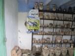 Her showroom