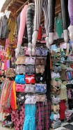 In the souk in Fes
