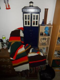 Scarf By Tardis