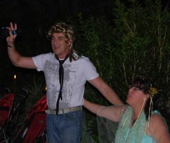Rod Stewart AKA Ross
