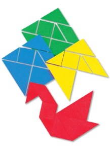 Tangrams-Set of 4JPG