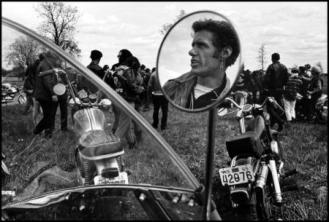 Cal, Elkhorn, Wisconsin, 1967 Danny Lyon