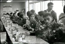 SNCC Staff Sit-In, Atlanta Georgia, 1963 Danny Lyon