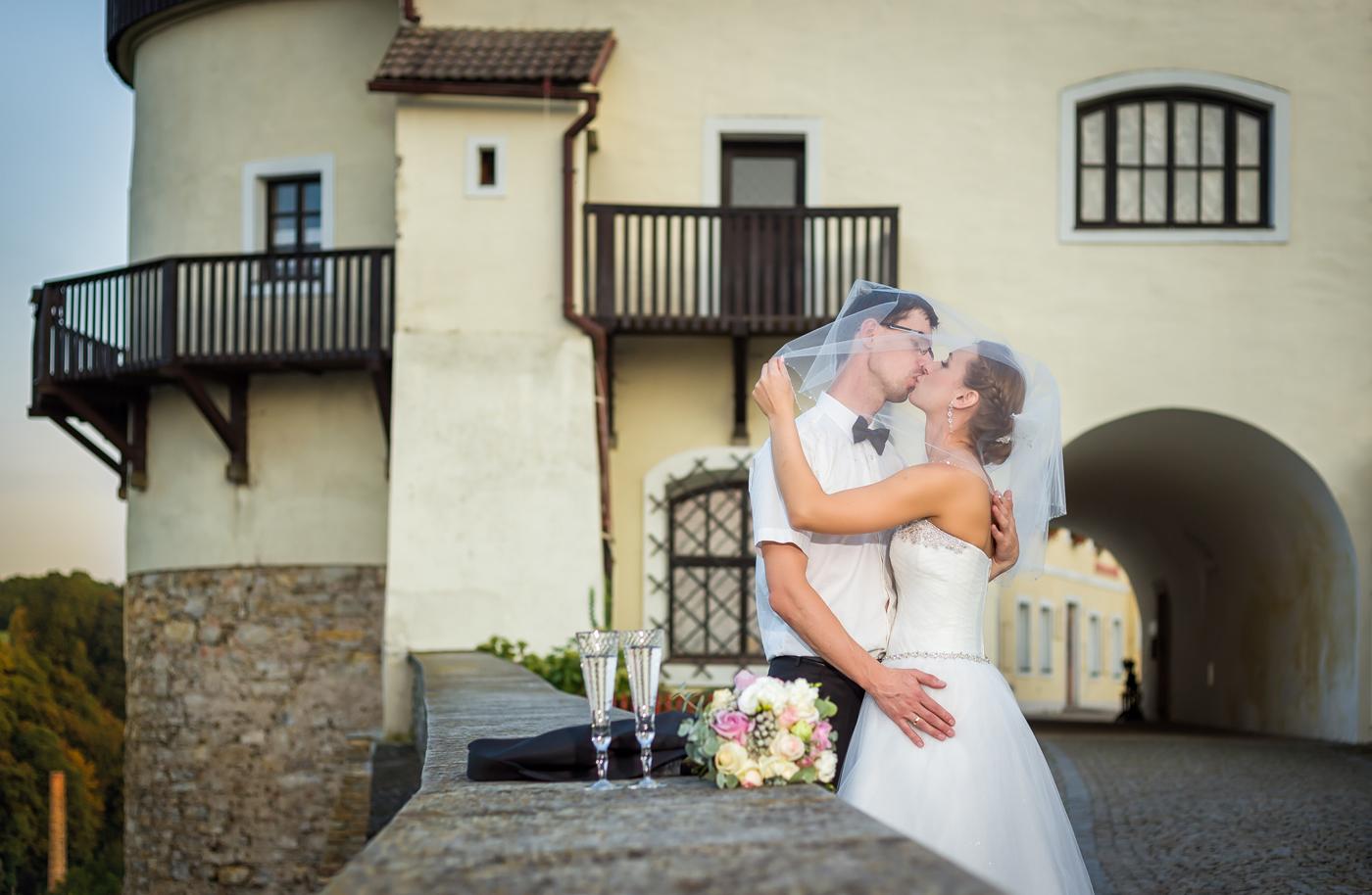 Ela i Petr fotografia ślubna