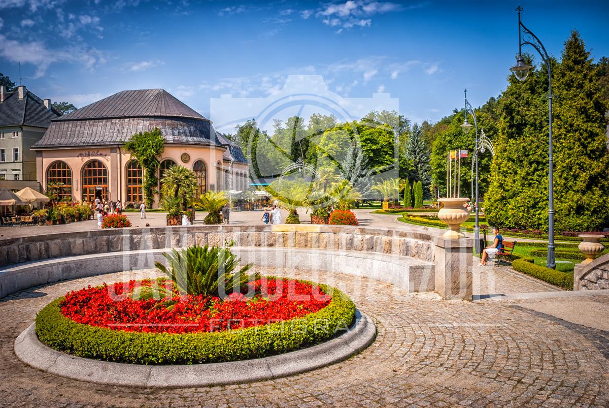 Kudowa-Zdrój Park Zdrojowy