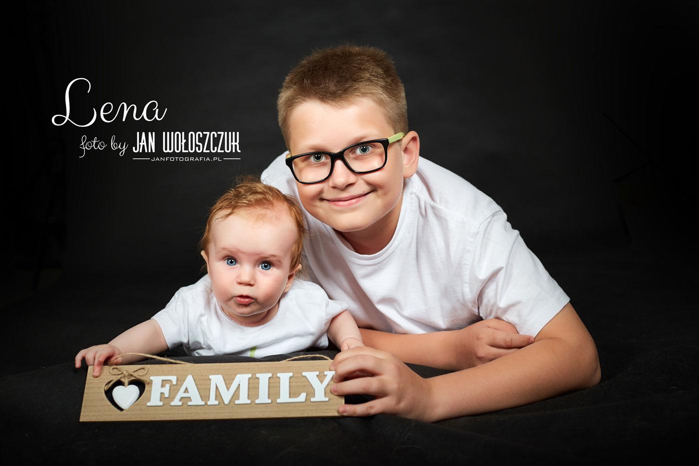 Lena Zdjęcia dla niemowlaków