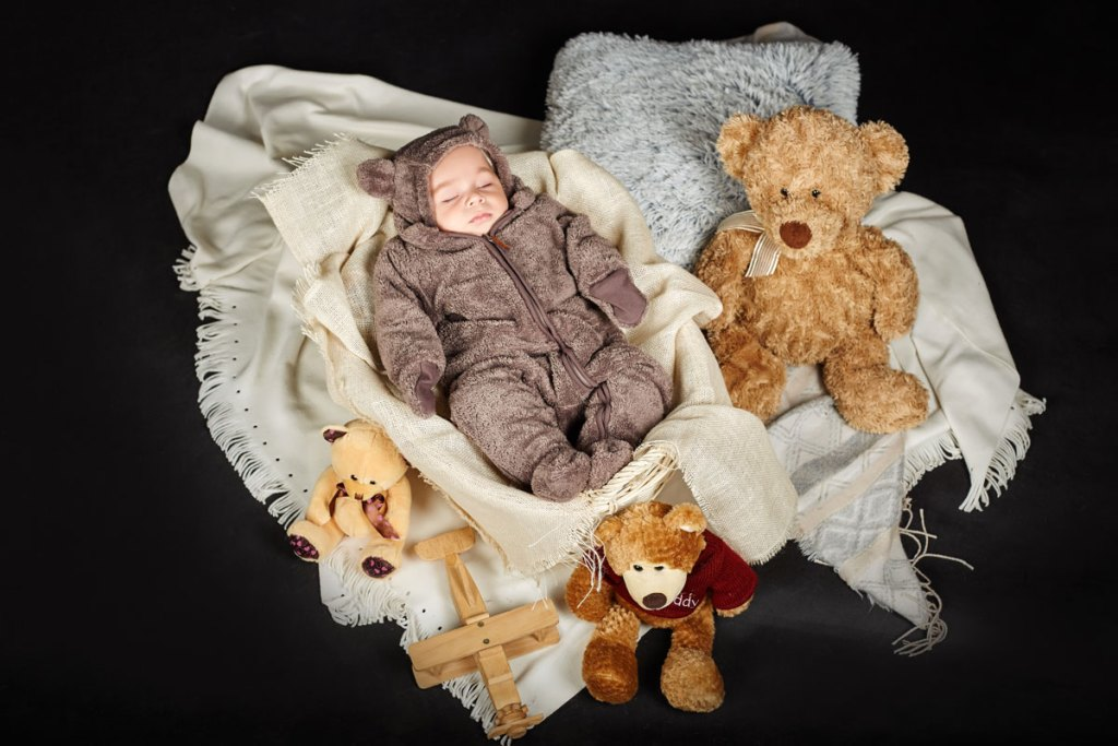 Zdjęcia dla niemowlaków - Miron