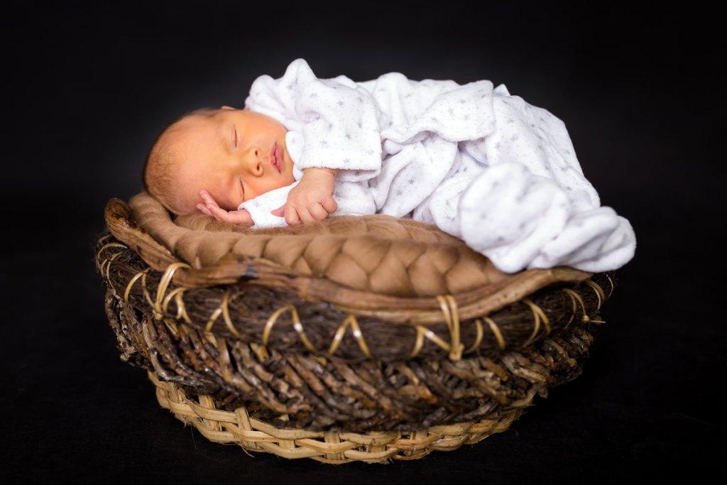 Zdjęcia dla noworodków - Szymon