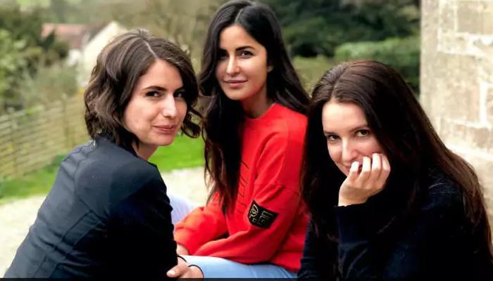 کترینہ کیف کی کتنی بہنیں ہیں؟