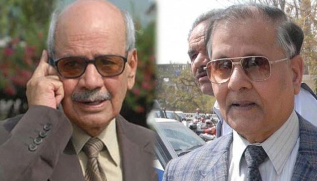 اصغر خان کیس، اسلم بیگ اور اسد درانی سے 2 گھنٹے تک پوچھ گچھ