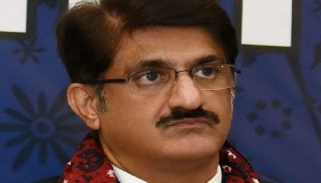 مراد علی شاہ نے وزیراعلیٰ ہاؤس خالی کر دیا