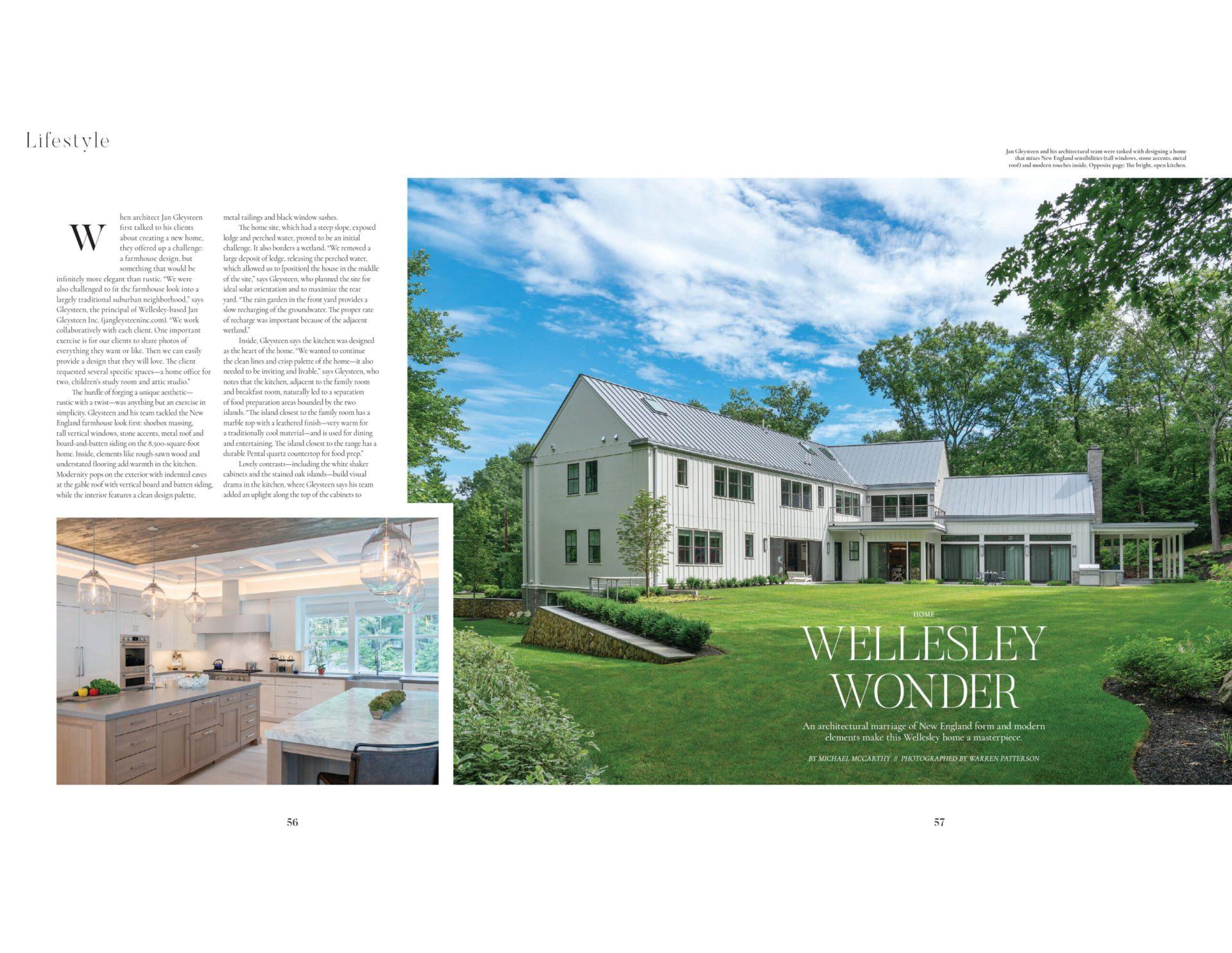 Wellesley Wonder