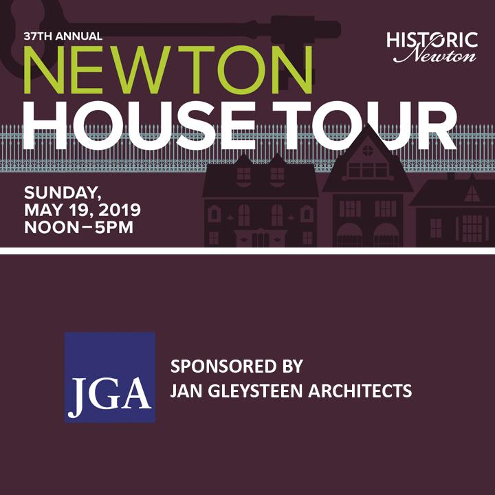 Newton House Tour 2019