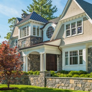 Graceful Gables - Jan Gleysteen Architects, Inc.