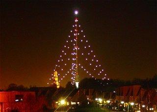 Kerstboomlopik