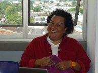 Claudia Cruz - encuentro para las gestión de las artes