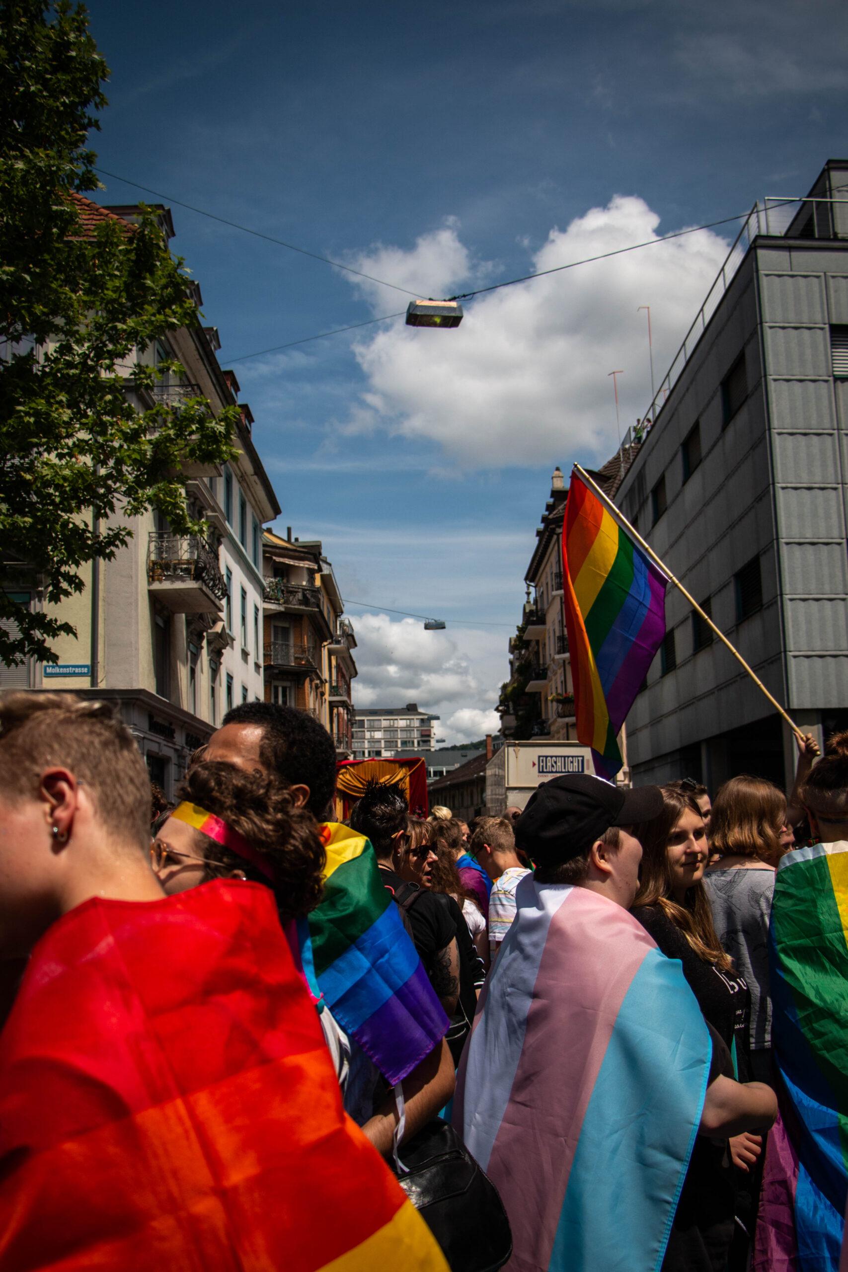Pride Zurich 2020