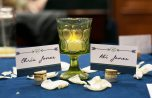 Place cards B&G