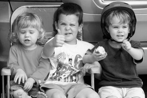 Maly, Luke & Jadon