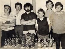 Eight Table tennis