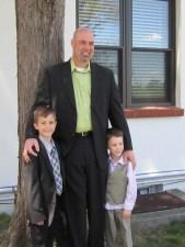 Stef, Big Stef, & Christian 5/13
