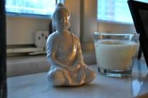 Buddha-inredning