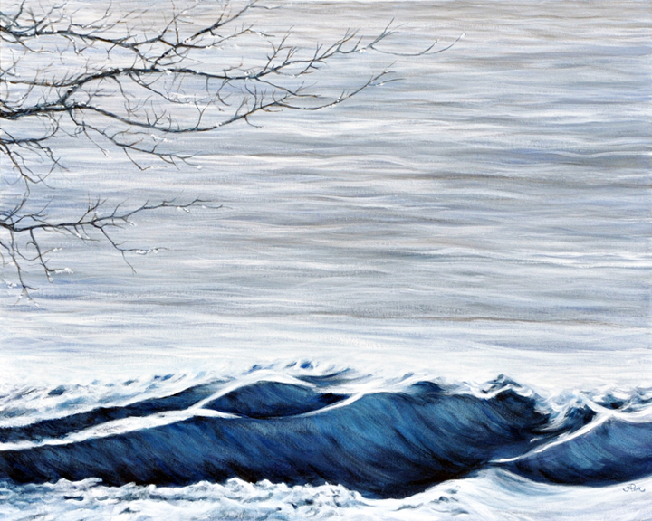 Winter Wave I