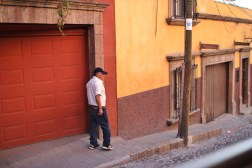 San Miguel de Allende - a city similar to Guanajuato in style, also located in the state of Guanajuato. It's home to many foreigners.