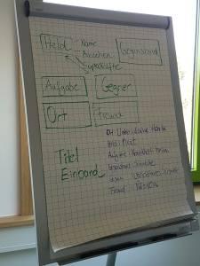Medienpädagogik: Geschichtenwerkstatt