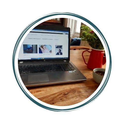 Janine Smith Online Community
