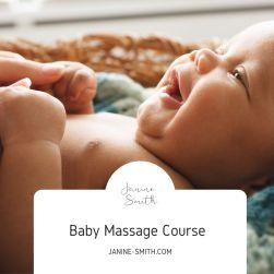 Online baby massage
