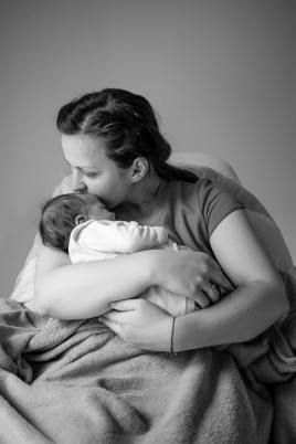 Early days with your newborn baby