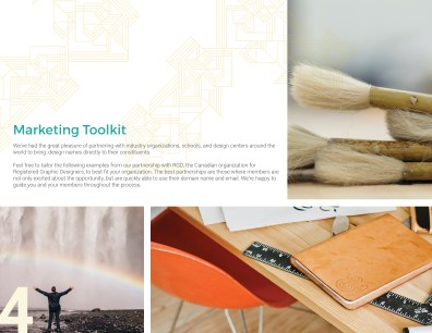 Marketing Toolkit
