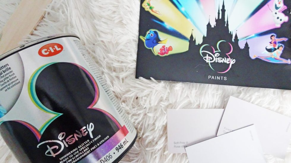 Disney All That Glitters Paint