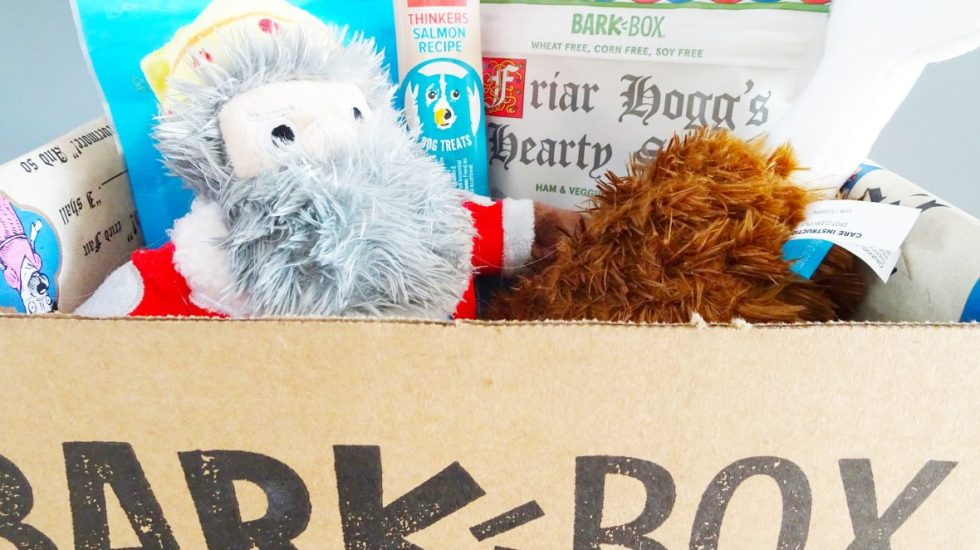 January 2017 Barkbox