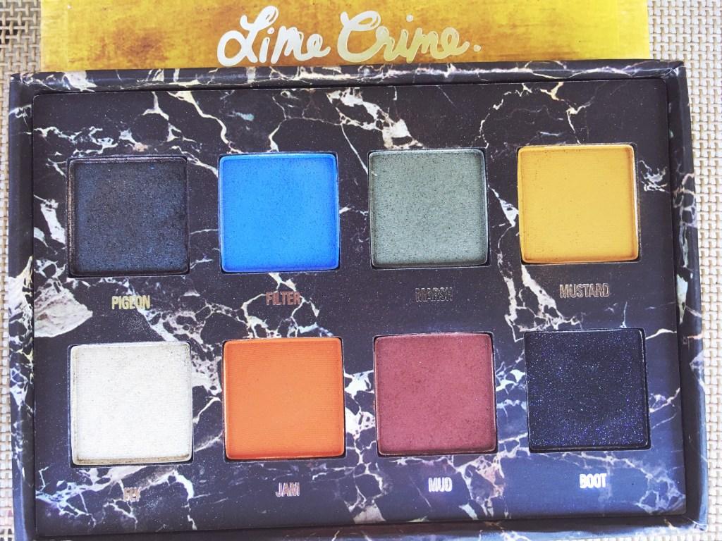 Limecrime Venus 2 Eyeshadow Palette