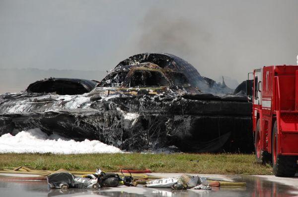 # 7. B-2 Bomber Crash - $1.4 Billion
